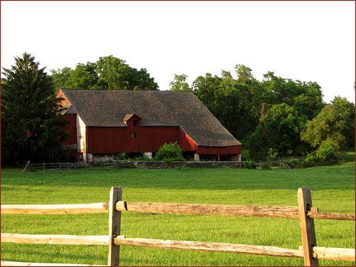 Red barn blog