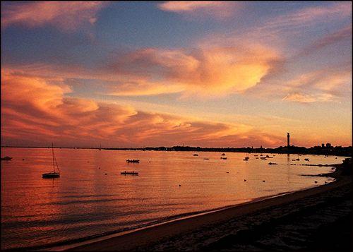 New Sunset blog