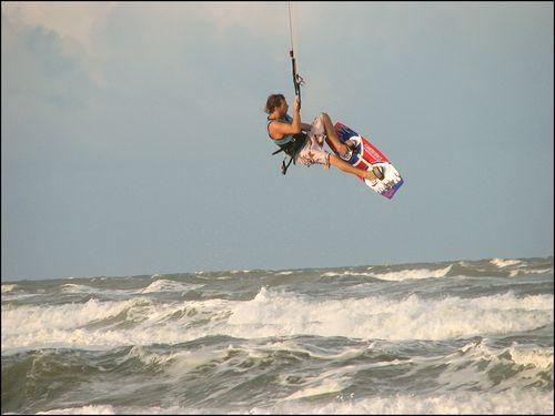 Kitesurfer blog
