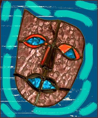 Masked blog