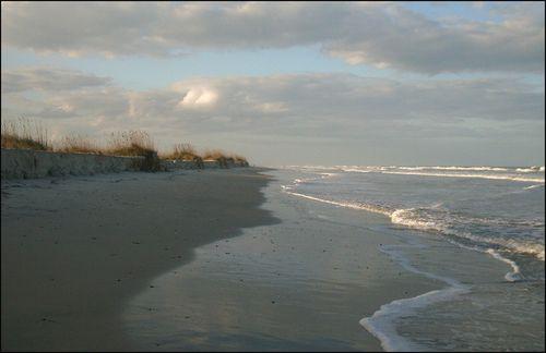 Beach snsetng2013 blog