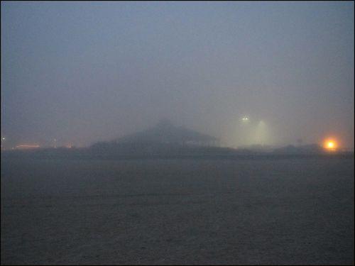 Dense fog blog