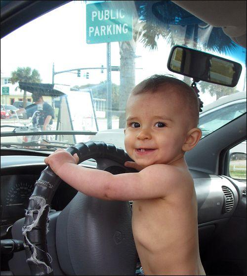 Aden driving