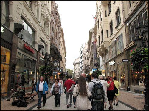 Budapest blog